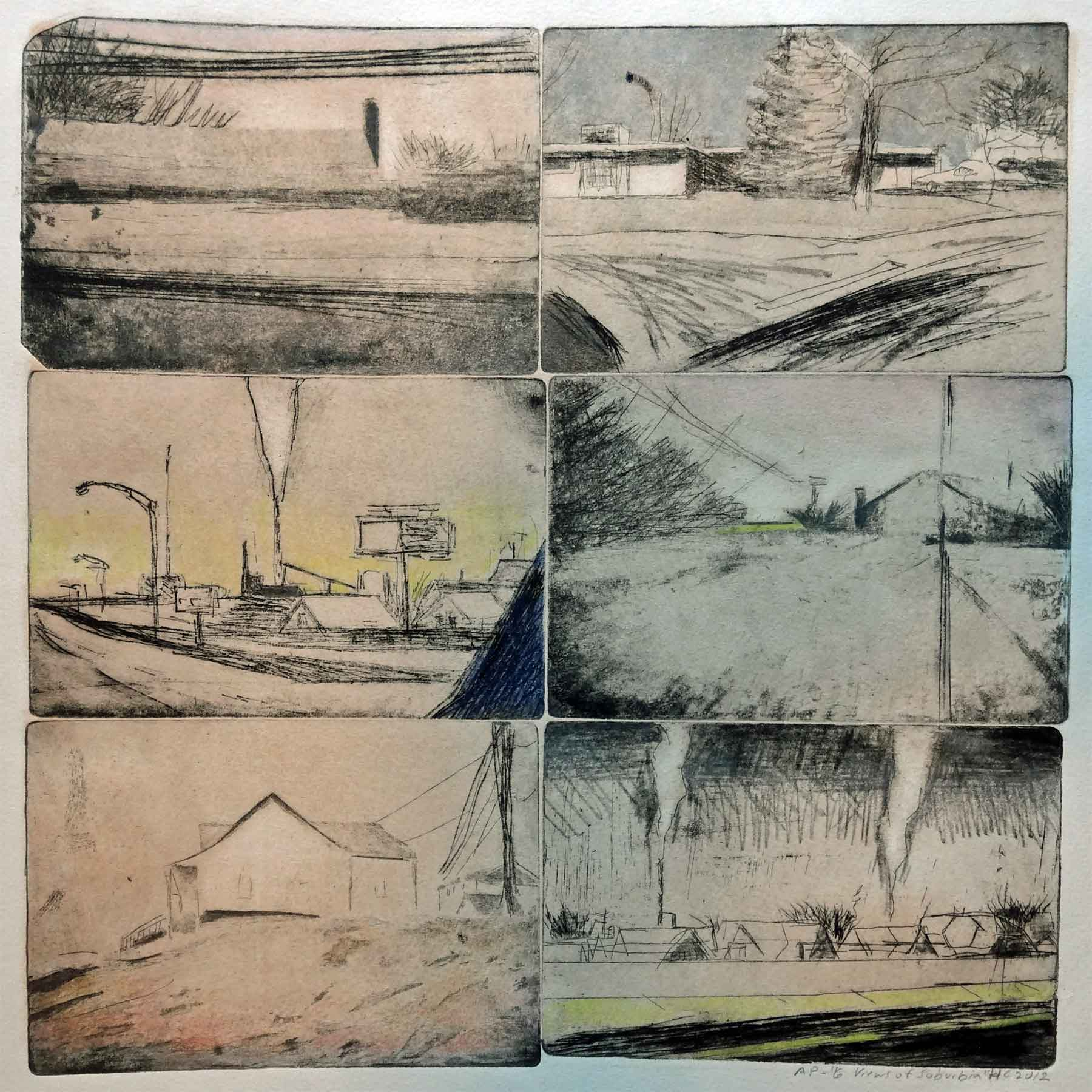 Six Views of Suburbia